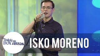 Fast Talk Shout Out Edition with Isko Moreno TWBA