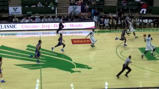 North Texas Basketball vs. Southeastern Oklahoma State - November 4, 2013