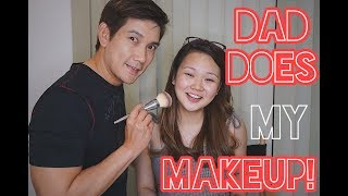 HUSBAND BUYS MY MAKEUP