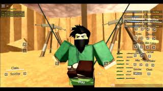 Angriff auf Titan Story Mode Roblox Gameplay