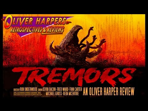 TREMORS (1990) - Retrospective / Review