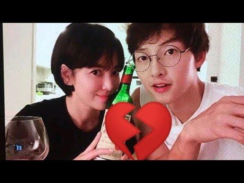 Самая красивая пара разводятся - Сон Чжун Ки Сон Хе Ге