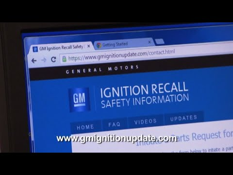 Update on Ignition Recall From General Motors