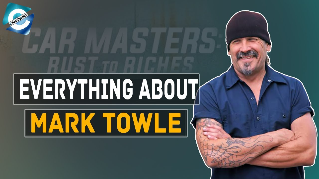 Download Everything About Car Masters: Rust to Riches Mark Towle