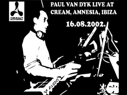Paul Van Dyk Live At Cream Amnesia 16.08.2002, This is Full 3,5Hrs Set