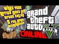 MY CEO OFFICE GOT STACKED WITH PILES OF CASH!!! GTA 5 Online