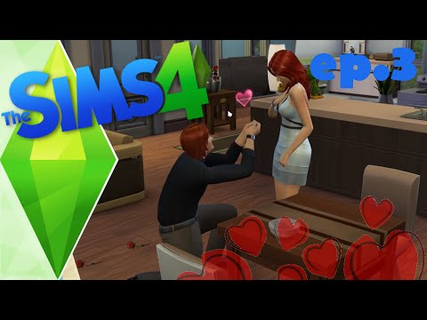 The Sims 4 – Proposal Marriage and Obesity