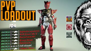 Destiny Good PvP Weapons - My Multiplayer Load out