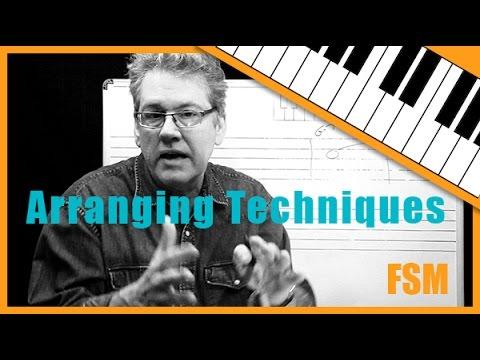 Arranging Techniques, Jazz & R&R Horns, Session 36