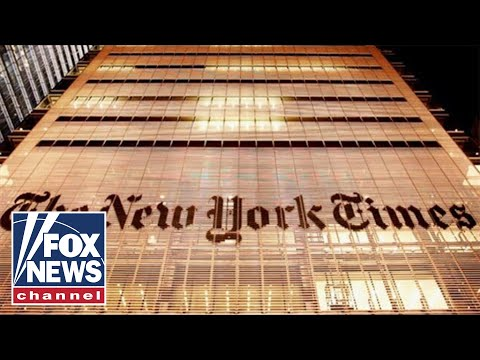 Outnumbered blasts NYT board member's objection to American flags