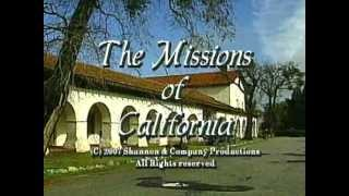 The Missions of California by R.J. Adams