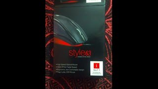 iball style 63 usb mouse unboxing and review