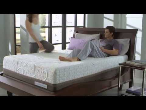 The Motion Custom Adjustable Bed From Serta
