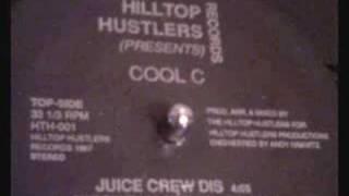COOL C juice crew diss