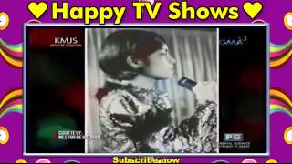 Nora Aunor on Kapuso Mo Jessica Soho (09-28-2014 episode)