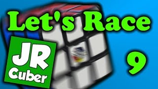 Let's Race - 3x3x5 with JRCuber + QA