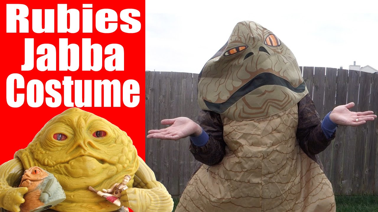 Rubies Inflatable Jabba the Hutt Halloween Costume Review ... Jabba The Hutt Costume Commercial