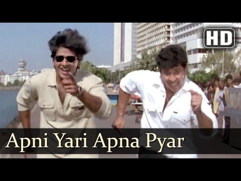 Apni Yari Apna Pyar | Sikandar Sadak Ka Songs | Manik Bedi | Samrat Mukerji | Playful | Filmigaane