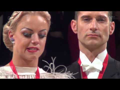 Paolo Bosco & Joanne Kirsty Clifton | Podium - Retirement - Honour Dance | 2013 PD World Ch. SD STD