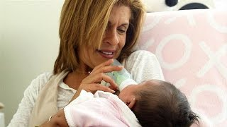 Hoda Kotb's Daughter Haley Joy Makes Her TV Debut on 'Today' Ahead of Mother's Day