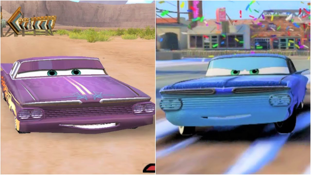 Cars 1 Ramone vs Cars 3 Ramone - YouTube