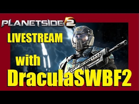 317 Days Streaming - Planetside 2 Early Livestream Part 2 - 11/05/2017
