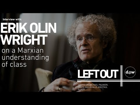 LEFT OUT: Erik Olin Wright on understanding class—a Marxian perspective