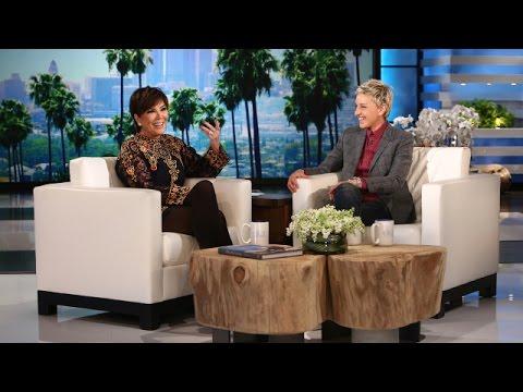 Kris Jenner Talks Kanye West