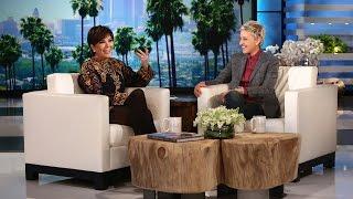فيديو كريس جينر في برنامج Ellen Degeneres @ موقع عود