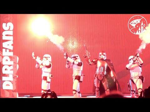 Star Wars a Galactic Celebration during Season of the Force 2018 at Disneyland Paris