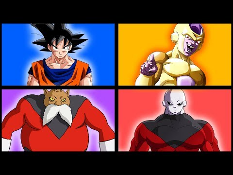 The FINAL FOUR In The Tournament of Power