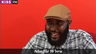'I'm not a sell out!' shouts Shaffie Weru