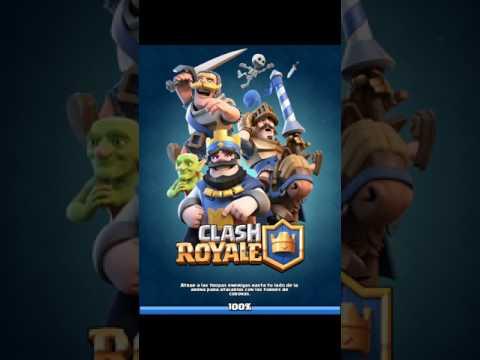 Clash Royale Servidor Privado + NUEVAS CARTAS :Megacaballero + Link En La Descripcion