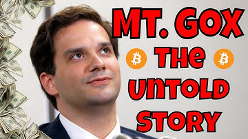Mt Gox The Untold Story! (Bitcoin Exchange Hack)