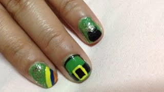 Create Cute St. Patrick Day Nail Art - Diy Beauty - Guidecentral