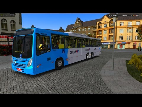 Neobus Mega 2006 Scania F250Hb 6x2 + Download