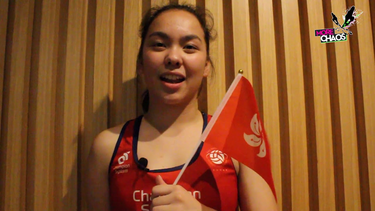 Hong Kong U-21 netballers are ready for Japan