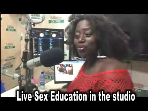Live sex positions in the studio