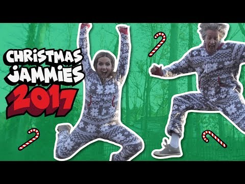 "Christmas Jammies 2017:  Rewind with us // The Holderness Family ""Timber"" Parody"