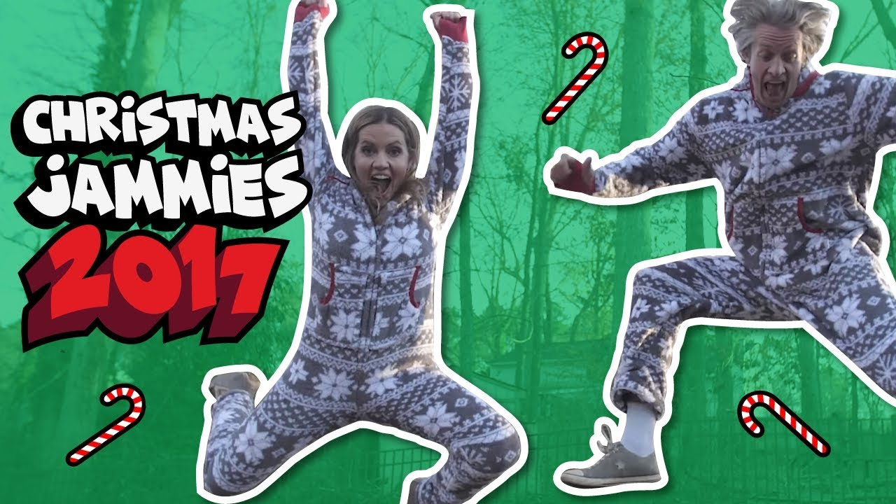 Christmas Jammies 2017 Rewind With Us The Holderness Family