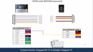 k990 Connection Diagram