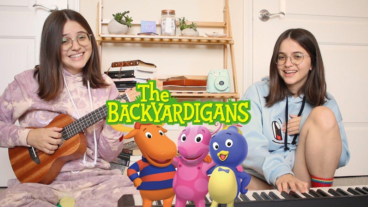 castaways - the backyardigans | ukulele cover