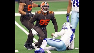 Myles Garrett Not As Focused On Defensive Player Of The Year In 2021 - Sports 4 CLE, 7/28/21