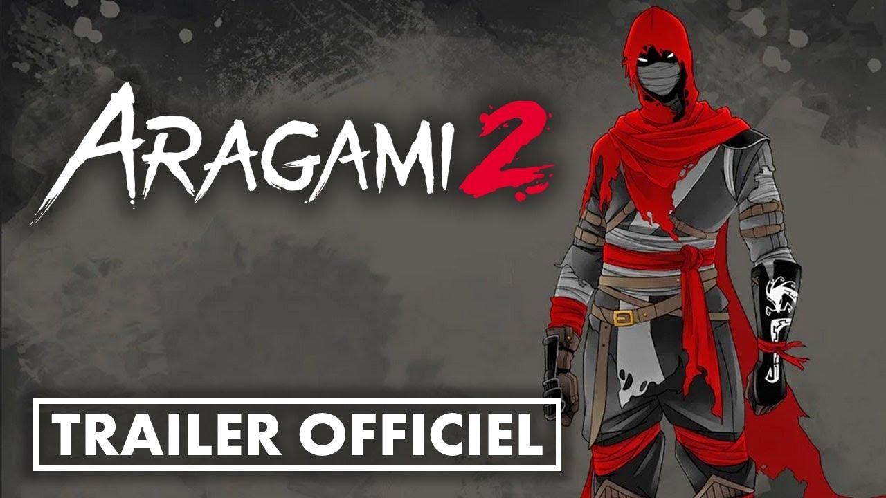 ARAGAMI 2 partage son TRAILER de lancement ! 🈴