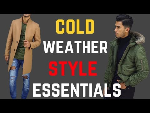 Top 5 Men's Fall Style Essentials (MUST Own Pieces!)