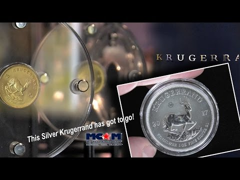 CoinWeek: Silver Krugerrand Coin Giveaway #171 - 4K Video