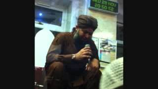 Mehfil In Audio Owais raza Qadri at Masjid E Raza, Balaclava St, Blackburn
