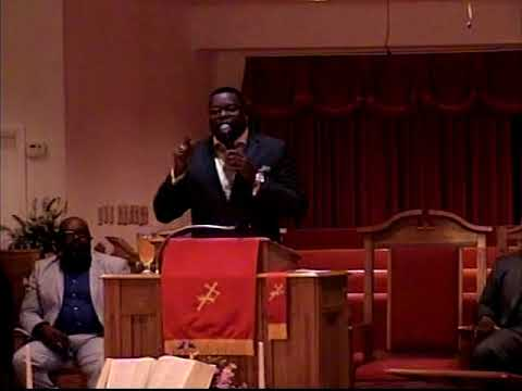 """Bishop Dreyfus C. Smith Preaching """"So Much I Can Shout About"""""""