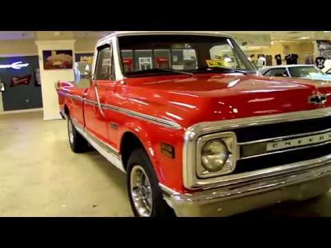 1970 Chevy C10 Pickup Truck For Sale
