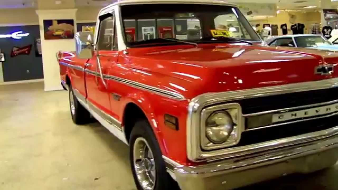 Chevy C10 Pickup For Sale 1970 Chevy C10 Pickup Truck For Sale - YouTube